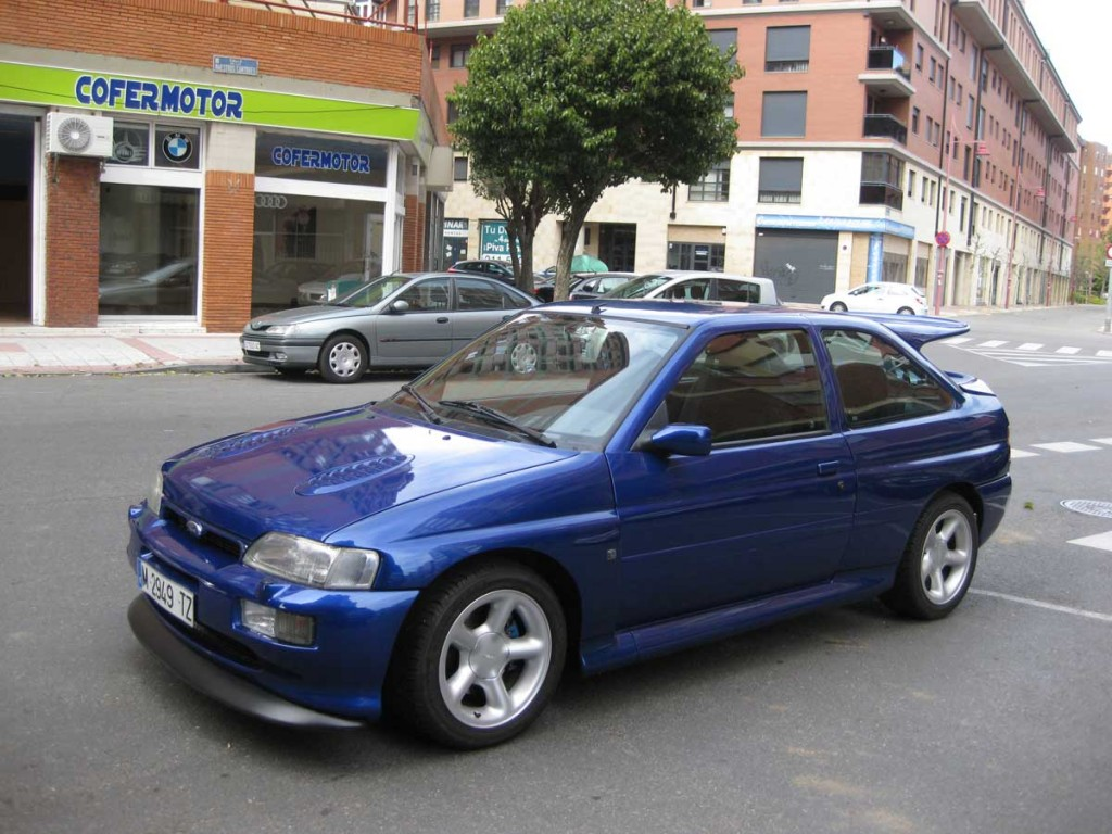 FORD ESCORT 2.0I 16V COSWORTH 4X4