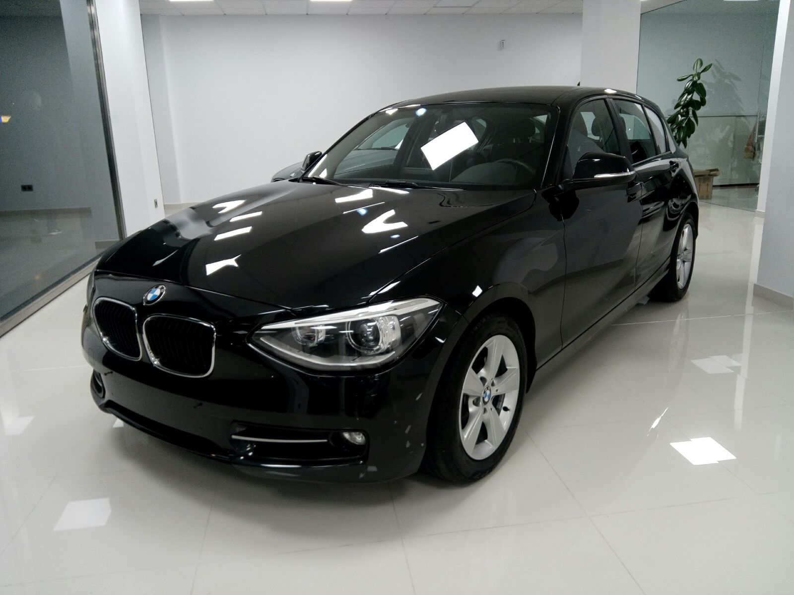 02 bmw serie 1 116d f20 efficientdynamics edition 2013 cofermotor turbo nuevo turbo reparado. Black Bedroom Furniture Sets. Home Design Ideas
