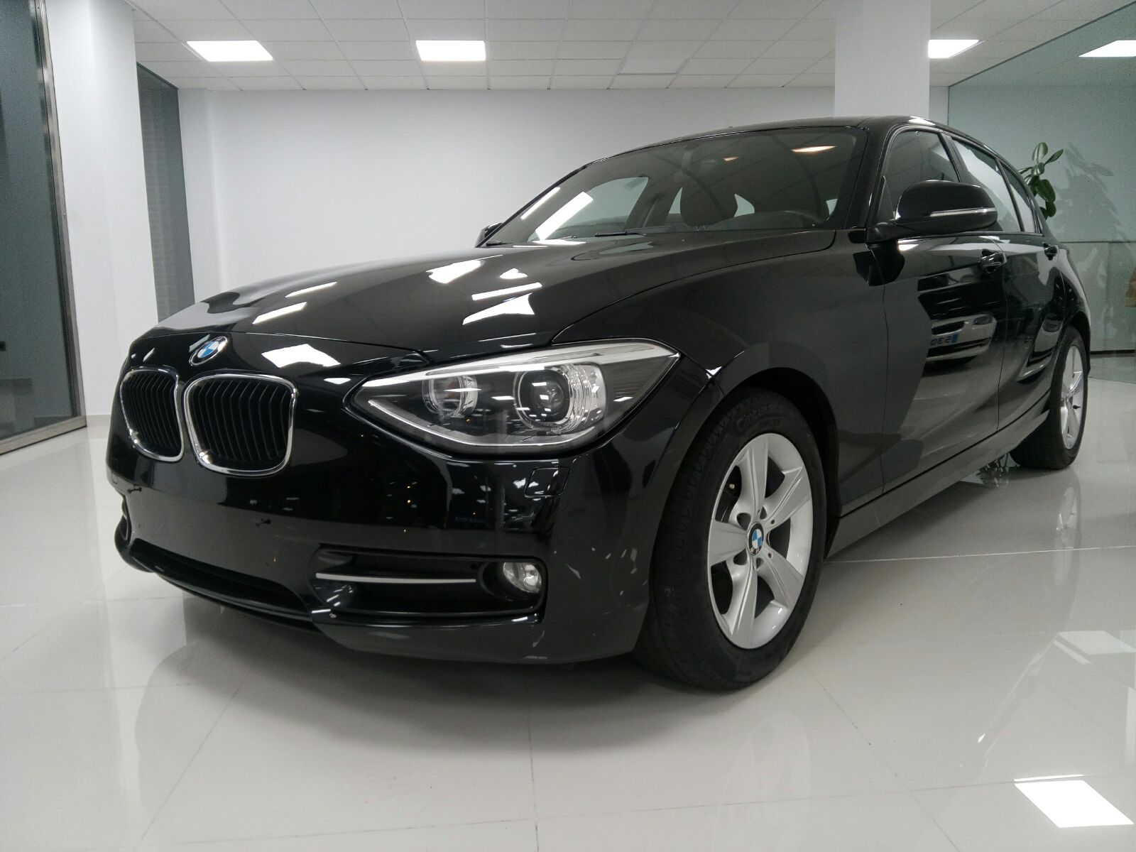07 bmw serie 1 116d f20 efficientdynamics edition 2013 cofermotor turbo nuevo turbo reparado. Black Bedroom Furniture Sets. Home Design Ideas
